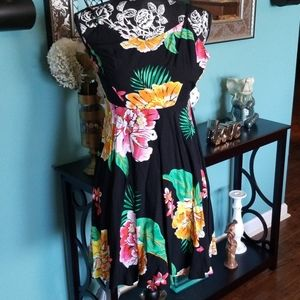 Old Navy floral summer dress